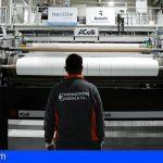Empieza en España la producción de meltblown: el material filtrante más eficaz del mundo