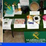 Desarticulada en El Fraile una organización criminal dedicada al tráfico de heroína