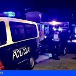Dos detenidos en Torviscas con 108 gramos de marihuana y 100€ en moneda fraccionada
