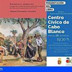 Patrimonio Histórico de Arona presenta el nuevo libro del catedrático Manuel Hernández en Cabo Blanco