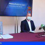 Granadilla presenta un presupuesto para la cohesión social, reactivación económica y el desarrollo sostenible