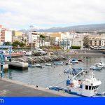Guía de Isora | El puerto de Playa San Juan cuenta con 4 nuevos puntos de suministro eléctrico para barcos