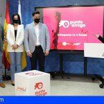 Canarias | PUNTO AMIGO AJE, información y asesoramiento a través de toda una red humana de empresarios en activo