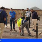 Granadilla | Establecen las acciones para las obras de mejora de la red de saneamiento