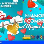 """""""Porque existen diferentes formas de querer…, enamórate y compra en San Miguel"""""""
