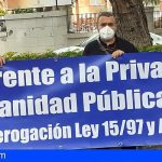 Tenerife | Hasta 21 organizaciones sociales, sindicales y políticas saldrán a la calle el 27F