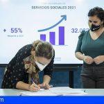 Los Ayuntamientos contarán en 2021 con más de 32 millones para servicios sociales