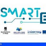 Adeje ofrece a empresas formación tecnológica gratuita con el proyecto europeo SMART-ECO