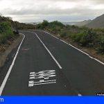 Priorizarán la licitación para rehabilitar la carretera del Roque a La Escalona, la TF-565
