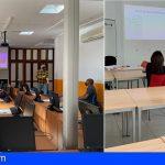 Guía de Isora organiza talleres para capacitación de personas beneficiarias de la PCI