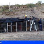 El Cabildo finaliza la primera fase de las obras del refugio de Tierra Blanca