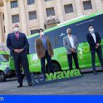 Más de 150 pasajeros de Fasnia y Arico usan el servicio 'tuwawa' durante su primera semana
