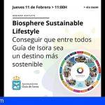 Guía de Isora presenta a las empresas el proyecto Biosphere