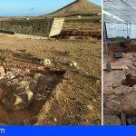 Zonzamas, uno de los yacimientos más importantes de Canarias entra en la lista roja