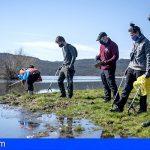 Recogidos 8.313 residuos abandonados en entornos fluviales de Canarias
