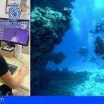 Detenido por impartir en Tenerife y Lanzarote cursos profesionales de buceo sin validez laboral