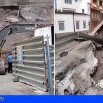 """CC-PNC de Stgo. del Teide denuncia la """"falta de rigor"""" del Ayuntamiento en el deterioro de la calle El Carmen"""