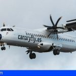 Canaryfly recupera su operativa interinsular