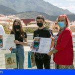 Adeje hace entrega de los diplomas de los certámenes contra la violencia de género