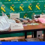 Detenido uno de los fugitivos más buscados de Holanda, intervenidos 11 kilos de cocaína rosa y 300 de MDMA