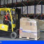 Cruz Roja en Canarias distribuye más de 869.000 kilos de alimentos a 41.884 personas vulnerables