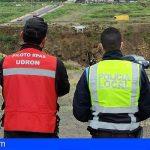 Cinco policías locales de Santa Cruz de Tenerife culminan la formación específica para pilotar drones