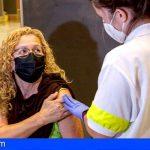 Canarias ha administrado 301.191 dosis de vacunas contra el Covid-19