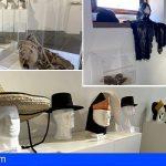 La Casa de La Bodega de Arona se viste con la exposición 'De Pies a Cabeza'