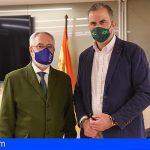 FEPECO mantuvo un encuentro empresarial con Javier Ortega Smith, secretario general de VOX
