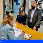 Francisco Linares presentó su candidatura para la reelección a la Secretaría General Insular de CC
