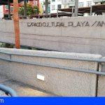 El Espacio Cultural Playa San Juan, punto de donación temporal del ICHH