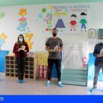 Granadilla | 'Sanipeques' trabaja la igualdad de oportunidades como eje fundamental en su proyecto educativo