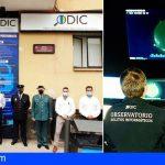 El Centro Ciberseguridad e Investigación del Cibercrimen abrió sus puertas en La Orotava