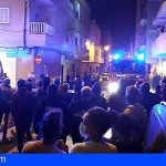Extinguen un incendio en El Fraile, declarado en el cuadro eléctrico de un edificio