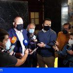 Arriaga traslada al consejo de administración del ITER las irregularidades encontradas