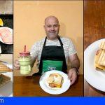 Juan Santana | Batido de aguacate con sándwich de lomo y huevo sin fundamento