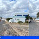 Vecinos de La Mareta en Granadilla siguen reclamando el asfaltado de la calle