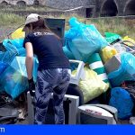 Tenerife | Promemar realiza una limpieza al Barranco de Valleseco