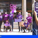 Adeje y Arona conmemoraron el Día Internacional de la Mujer
