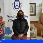 Guía de Isora | El Cabildo apoya el proyecto de cohesión social y solidaria 'Isora Participa'