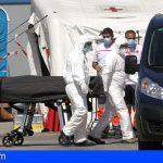 Dos fallecidos confirmados en la patera que llegó al Porís de Abona