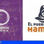 Arona | Colectivos denuncian acoso y derrivo por parte de dos ediles de sí Podemos, a través de El Pueblo Tiene Hambre