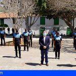 La Policía Local de Arona incorpora nuevos 24 agentes, que comienzan sus prácticas esta semana