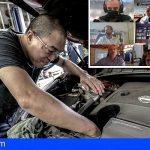 Canarias | Campaña contra la compra venta ilegal de repuestos usados de vehículos