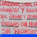 El Pueblo Tiene Hambre y la Plataforma 29E piden soluciones habitacionales frente a los desahucios