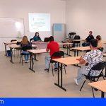 La AEDL Granadilla imparte un taller formativo dirigido a emprendedores