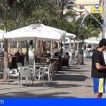 Arona autoriza la instalación 'express' de mesas y sillas para el sector de la restauración