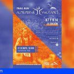 """Santiago del Teide reabre el plazo de inscripción para la IX Edición de la Trail Run """"Almendros y Volcanes 2021"""""""