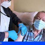 El 5,91% de la población diana en Canarias ha sido vacunado contra el COVID-19