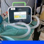 La Candelaria incorpora un nuevo dispositivo que ayuda a mejorar la ventilación en pacientes pediátricos